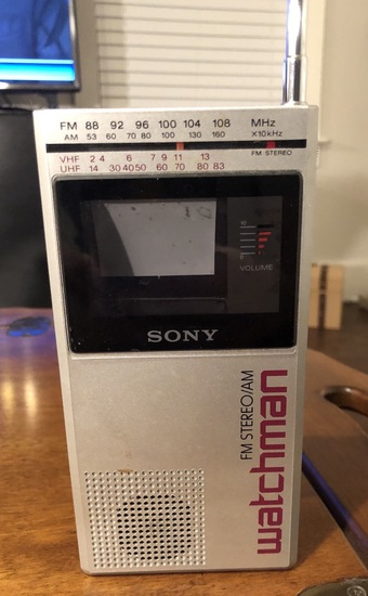 Old Sony Walkman