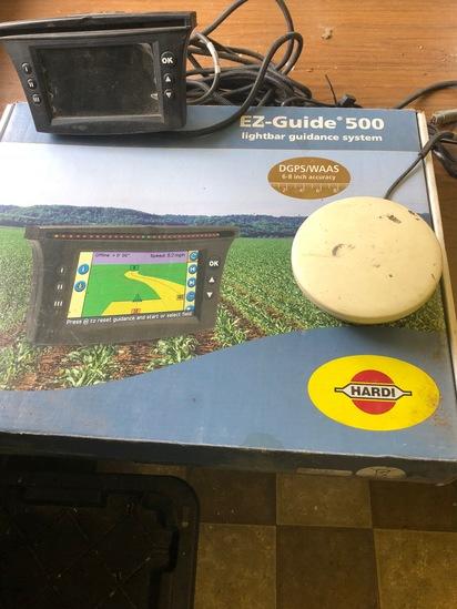 Hardi GPS Lightbar EZ-Guide 500 System