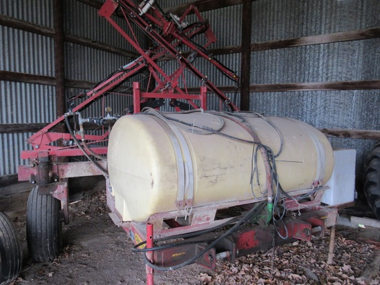 Century 3-pt 500 Gallon Sprayer