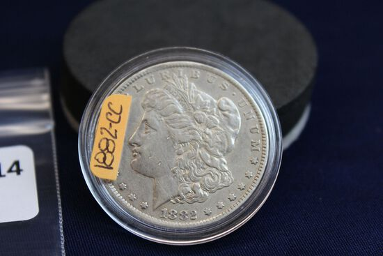 Mabry Estate Coin Liquidation Auction