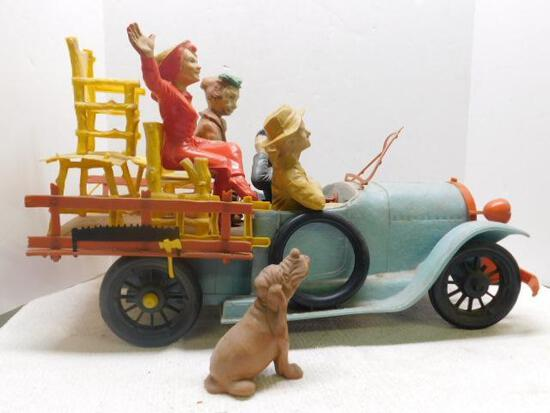 Vintage Toy Car Auction