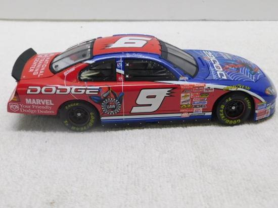 Bill Elliot Limited Edition Collectible Stock Car