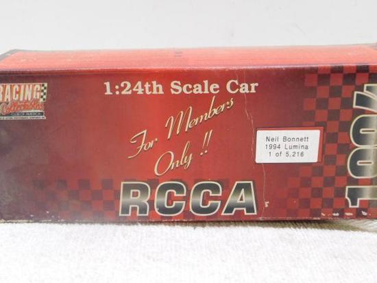 1994 Rcca Neil Bonnett Lumina Collectible Car