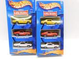 Two Boxes Of Hot Wheels Cars