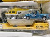 K-line Operatinh Car And Die-cast Trucks