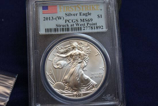 Mabry Estate Coin Liquidation Auction #2