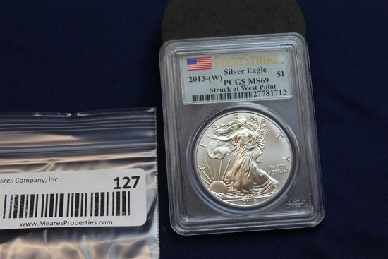 2013-W Silver Eagle