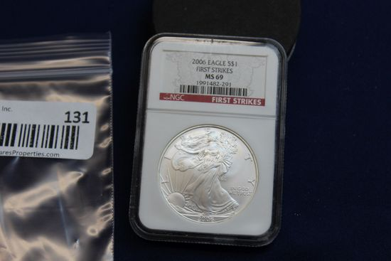 2006 Silver Eagle - First Strike