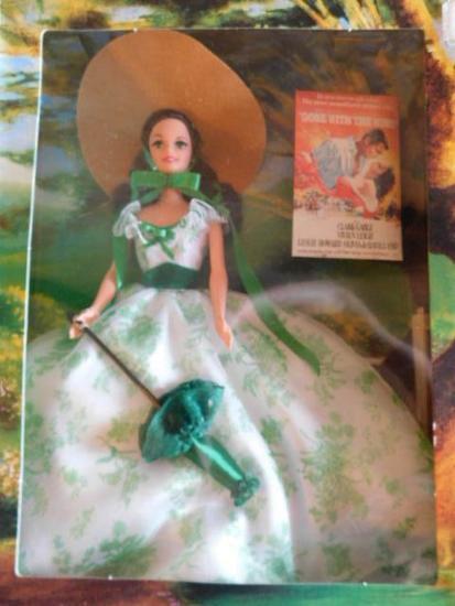 "Barbie as ""Scarlett O'Hara"""