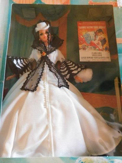"Barbie as ""Scarlett O'Hara"""