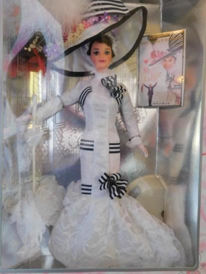 """Barbie as """"Eliza Doolittle"""" in My Fair Lady"""