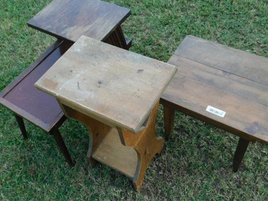 3 Small Tables