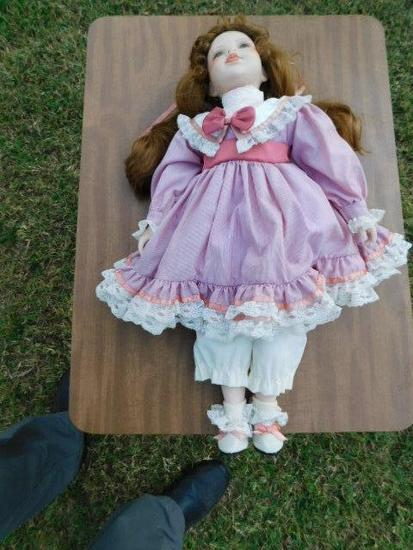 Delton Products Doll