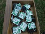 Box Lot of Accent Marbles