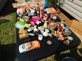 Lot of Toys, Books , Games, Etc.