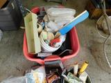 Lot of Painting Tools, Etc.