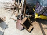 Lot of Yard Tools