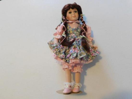 Brinns Ponytail Doll