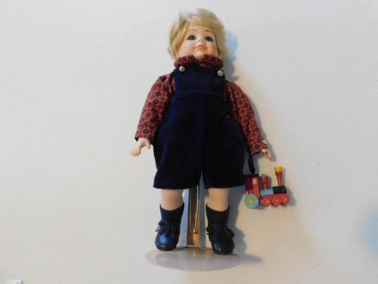 Carol Ann Doll, Cory