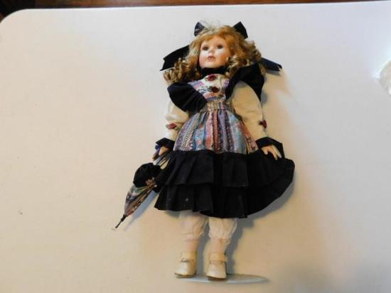 Brinns 1197 Doll
