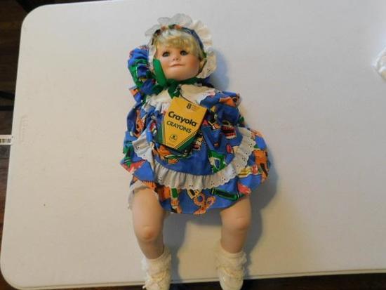 Sarah Holly Hunt Doll