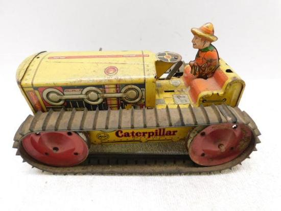 Caterpillar with Driver