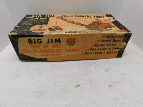 """Big Jim"" Remote Controlled Crane"