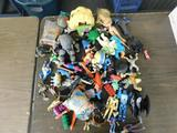 Large Lot of Toys, Cars, Etc.