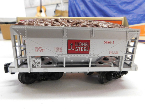 Collectible Toy Train Auction