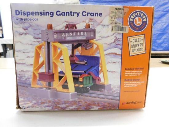 Lionel Dispensing Gawtry Crane