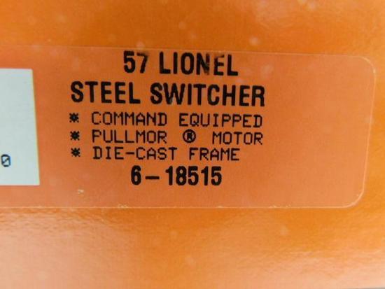 Lionel Steel Switcher