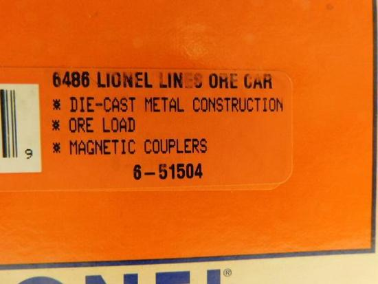 Lionel 6486 Line One Car
