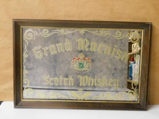 Grand Macnish Scotch Whiskey