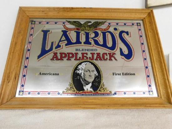 Lairds Apple Jack Sign