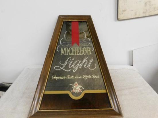 Michelobe Light Sign