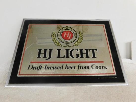 Herman Joseph Light Sign