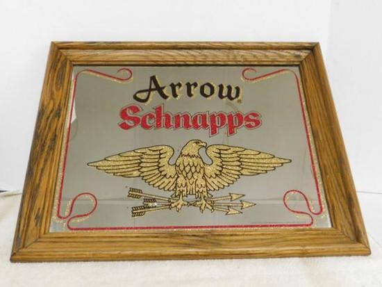 Arrow Schnapps Sign