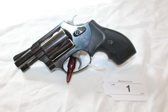 Smith & Wesson 36-7 .38 S&W Special 5-Shot Revolver
