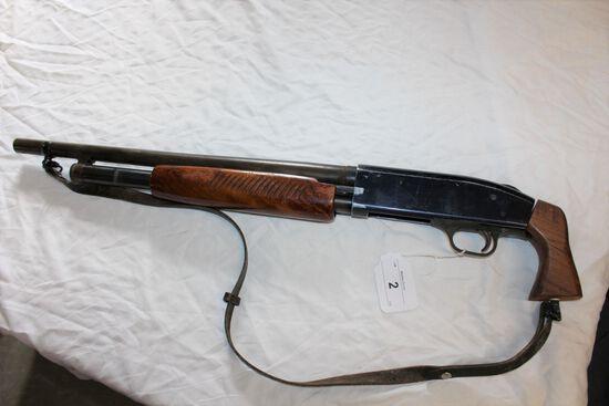 Revelation by Western Auto Model R310AB .12 Ga. Shotgun