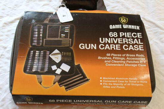 Game Winner 68 Piece Universal Gun Care Case