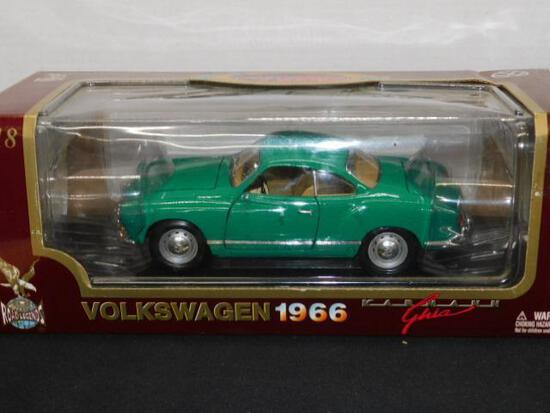 Diecast 1966 Volkswagen Karmann Ghia