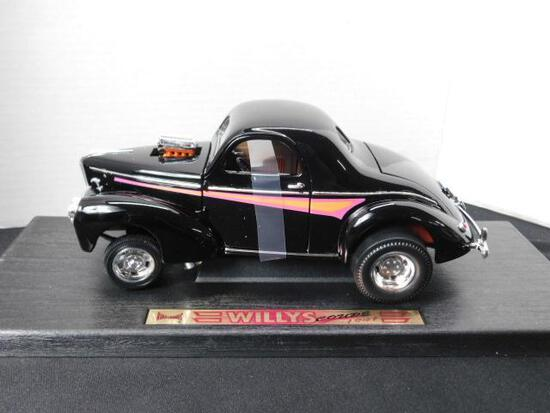 Diecast 1941 Willys Competition Coupe