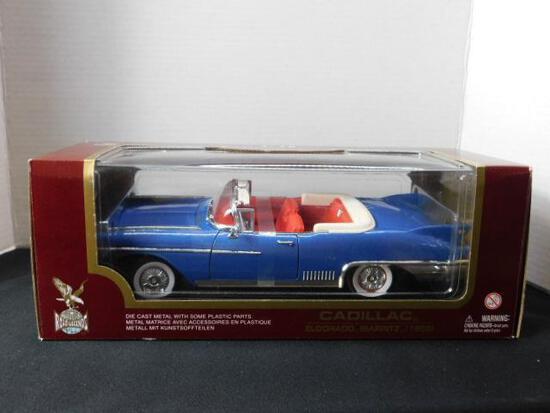 Diecast 1958 Cadillac Biarritz