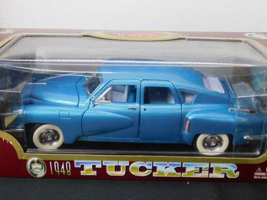 Diecast 1948 Tucker