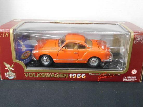 Diecast 1966 Volkswagen Karmann-Ghia