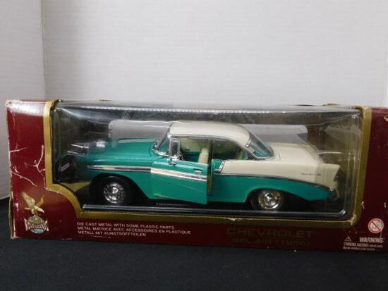 Diecast 1956 Chevrolet Bel-Air