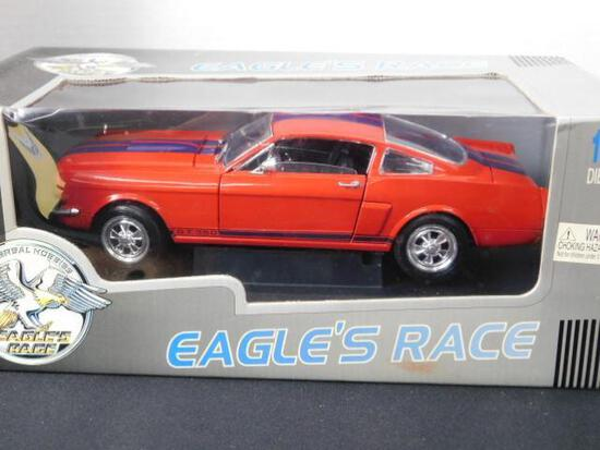Diecast 1965 Ford Mustang Fastback