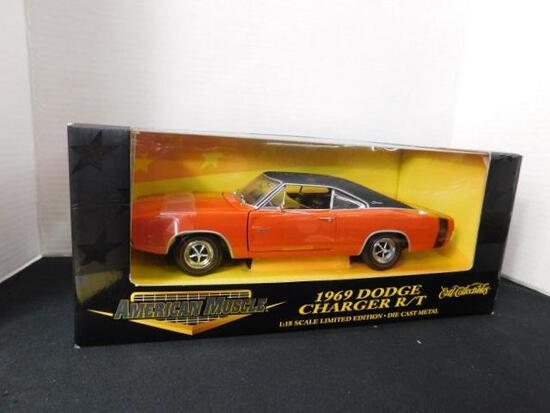 Diecast 1969 Dodge Challenger ERTL