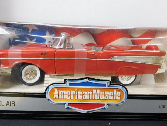 Diecast 1957 Chevy Bel-Air