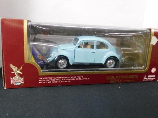 Diecast 1967 Volkswagen Beetle